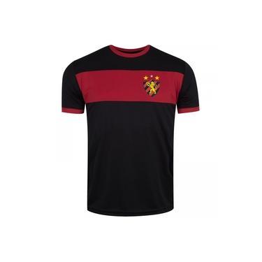 Camiseta do Sport Recife Recortes 20 - Masculina