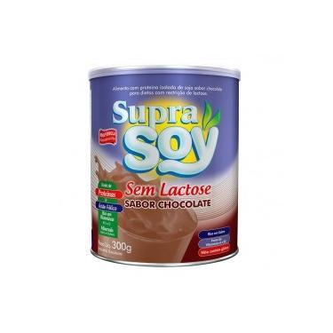 Imagem de Supra Soy Sem Lactose Chocolate Lata 300g