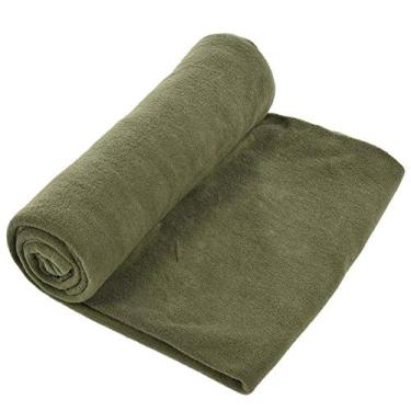 Saco de Dormir Coleman Stratus Fleece (Verde)
