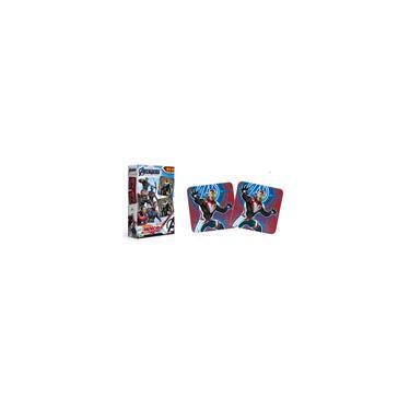 Imagem de Jogo Memória Avengers Os Vingadores 24 Pares Toyster 2563
