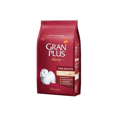 Ração Guabi Gran Plus Menu Frango E Arroz Para Cães Adultos De Raças Pequenas - 3 Kg