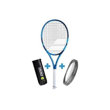 Raquete de Tênis Babolat Pure Drive Lite 2021 + Brinde Bola e Corda