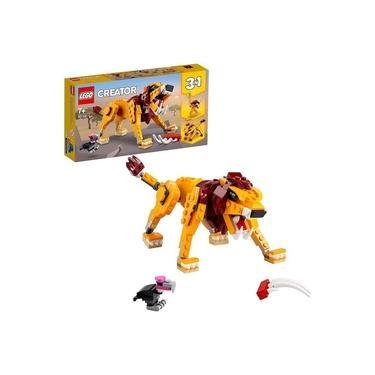 Imagem de Lego Creator - Leão Selvagem - 31112