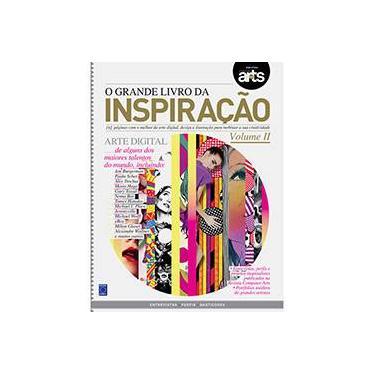 O Grande Livro da Inspiração - Col. Biblioteca Computer Arts - Fittipaldi, Mário - 9788579600821