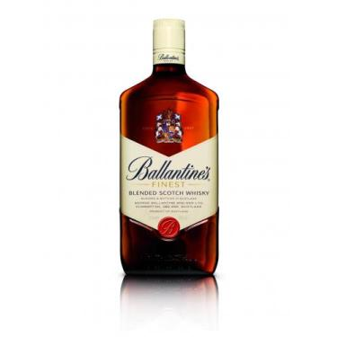 Ballantines Finest Whisky Escocês - 1L - Pernod ricard