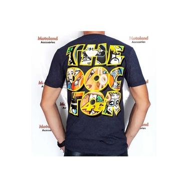 Camiseta Valentino Rossi 46 The Doctor 1009
