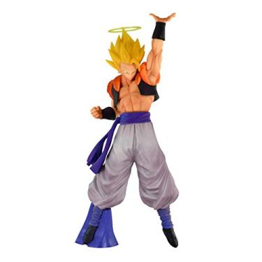 Boneco Dragon Ball Z Gogeta Super Sayajin Legends Collab Bandai Banpresto SUIKA