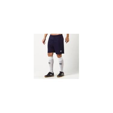 Calção Futebol Umbro Twr Striker Marinho Masculino