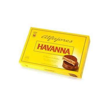 Alfajor Chocolate 600g Caixa com 12 Unidades - Havanna