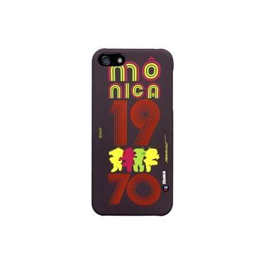 Capa para iPhone 4/4s Turma da Mônica 70 anos com película protetora