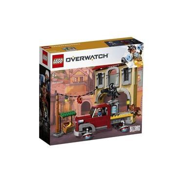 Lego Overwatch - O Showdown de Dorado 419 peças