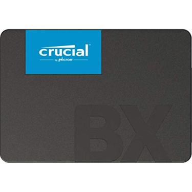 SSD CRUCIAL BX500 240 GB 3D NAND SATA 2,5 INCH - MICRON_CT240BX500SSD1