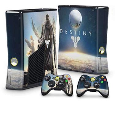 Skin Adesivo para Xbox 360 Slim - Destiny