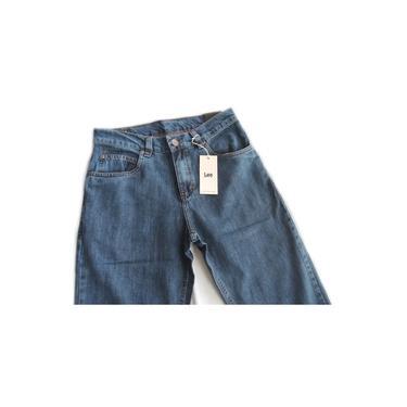 Calça Jeans Lee Masculina Modelagem Tradicional 100% Algodão Azul