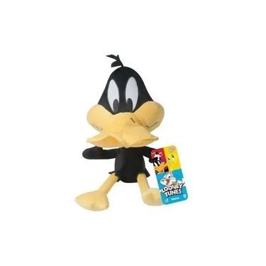 Imagem de Pelúcia Looney Tunes Tunes Patolino 35 cm - Baby Brink