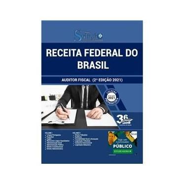 Imagem de Apostila Receita Federal Do Brasil Auditor Fiscal 2ª Edição