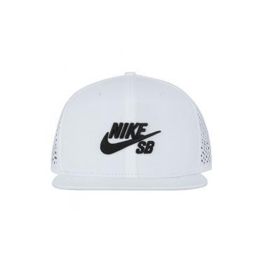 Boné Aba Reta Nike SB Performance - Snapback - Trucker - Adulto -  BRANCO PRETO Nike 793ddda4ff0