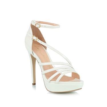 01cb11f87 Sandália Luiza Barcelos Branco sandalia meia pata