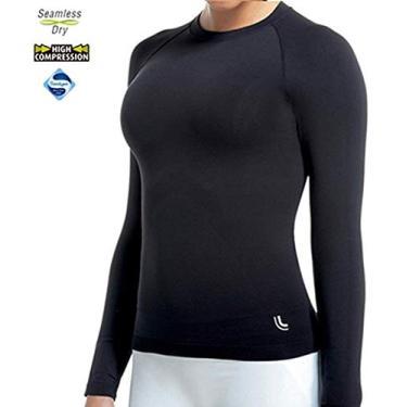 Camiseta Térmica Lupo Sport I-Max - 71012-001 - Preta - G 6a24ef8dfad59
