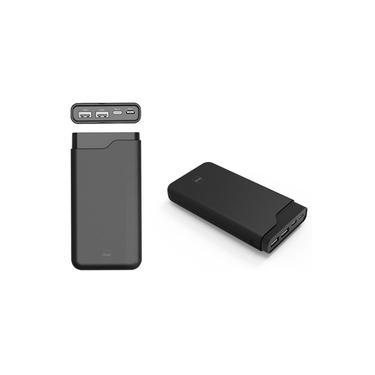 Power Bank Carregador Portátil Dazz Onix 15 - Bateria Externa 15.000mAh - Micro USB e Tipo C