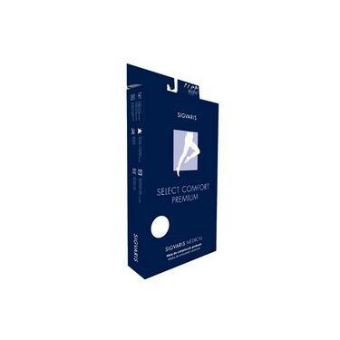 Imagem de Meia de Compressão Sigvaris Select Comfort Premium 7/8 30-40mmHg Cor Natural
