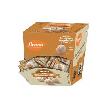 Bolinha doce de leite com coco zero 10g Flormel