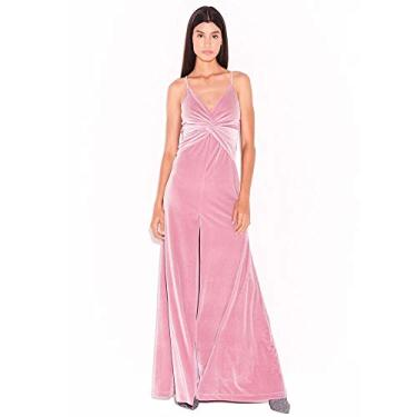 4d2e844f8c Vestido Helena Rosa-G