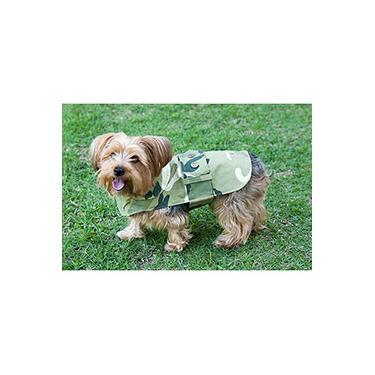 Roupinha para Cães Meemo Fashion Macho Militar