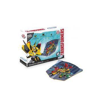 Imagem de Quebra-cabeça Transformers 60 Peças 2423.2 - Xalingo