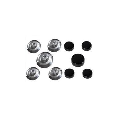 Imagem de LT6370 Kit 5 Queimadores + 5 Espalhadores Electrolux Fogão 5 Bocas 76ssp