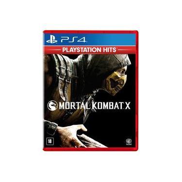 Mortal Kombat X Ps4 dublado em português