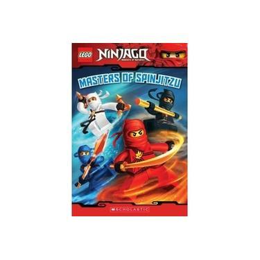 Lego Ninjago Reader: #2 Masters of Spinjitzu (Lego Ninjago Reader)