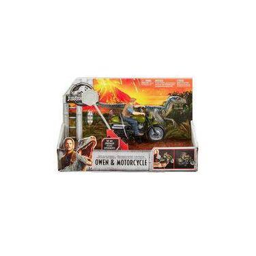 Brinquedo Bonecos Jurassic World Vários Modelos Mattel Fmm32