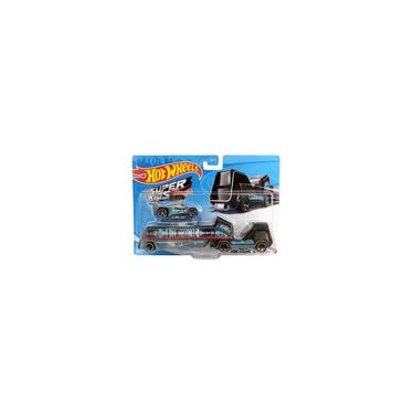 Imagem de Hot Wheels Caminhão Transportador - Park N Play - Mattel