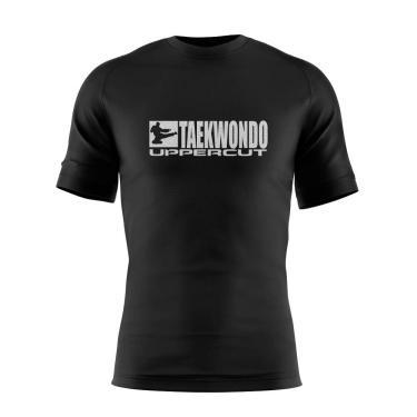 Uppercut Camisa Taekwondo Timio Yop Dry Tech UV-50, GG, Preto