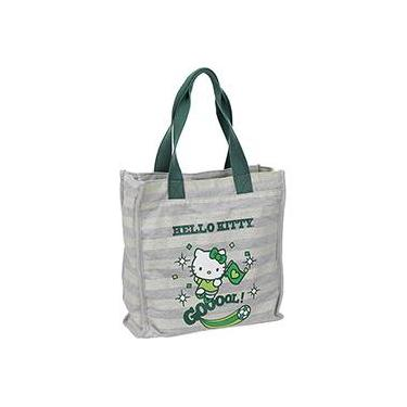 Tote Bag Hello Kitty Copa Cinza - PCF Global