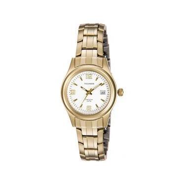 Relógio Technos Executive Masculino Analógico - 2015AG/4B Dourado