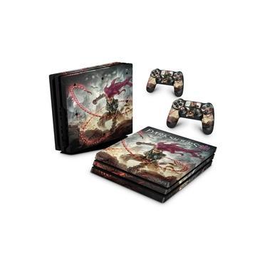 Skin Adesivo para PS4 Pro - Darksiders 3