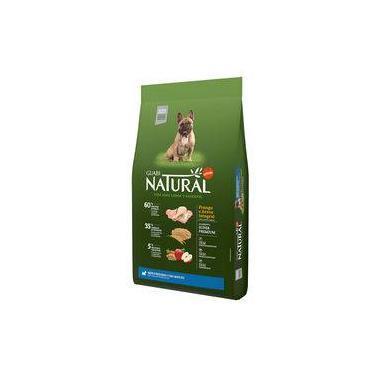 Ração Guabi Natural Cães Adulto Raças Mini E Pequenas Frango E Arroz