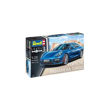 Imagem de Kit de Montar Porsche Panamera Turbo 1:24 Revell