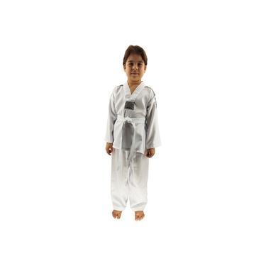 Dobok Kimono Taekwondo Start Branco Infantil Kyoshi