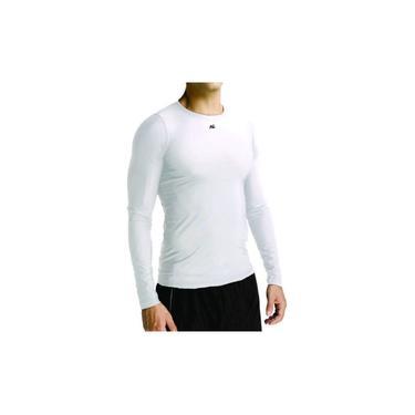 Camisa Térmica Segunda Pele Alta Compressão Proteção Solar UV Antibactericida Kanxa Original