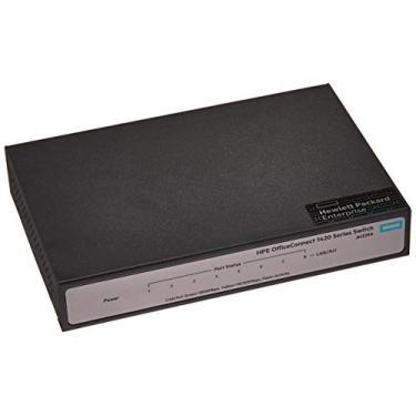 Switch HPE Aruba 1420 8p Giga - JH329A, Hpe Aruba, Switches de Rede