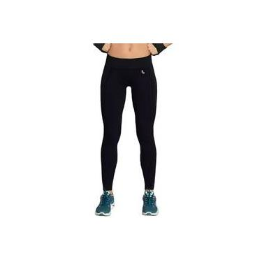 Calça Térmica Roupa Academia Fitness Feminina Max Lupo 71053