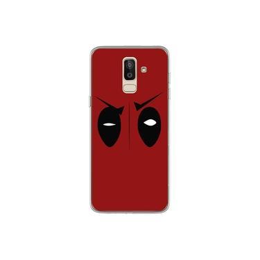 Capa para Galaxy J8 - Deadpool 5