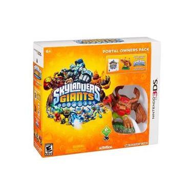 Kit Skylanders: Giants Portal Owners Pack - 3DS