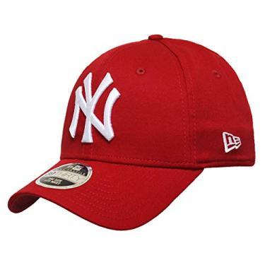 Imagem de Boné New Era Aba Curva 3930 MLB NY Yankees Colors Vermelho