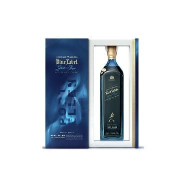 Whisky Johnnie Walker Blue Label Ghost And Rare Port Ellen Edição Limitada 750ml