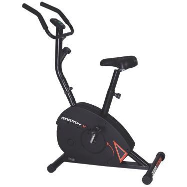Imagem de Bicicleta Ergométrica Magnética Vertical Dream Energy V II, 5 Funções