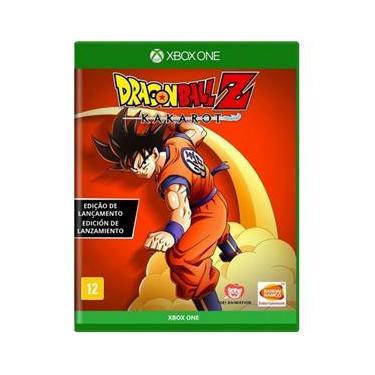 Jogo Midia Fisica Dragon Ball Z Kakarot para Xbox One